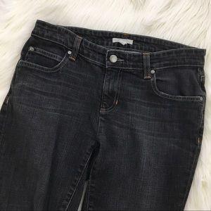 Eileen Fisher Jeans - Eileen Fisher Gray Straight Leg Jeans